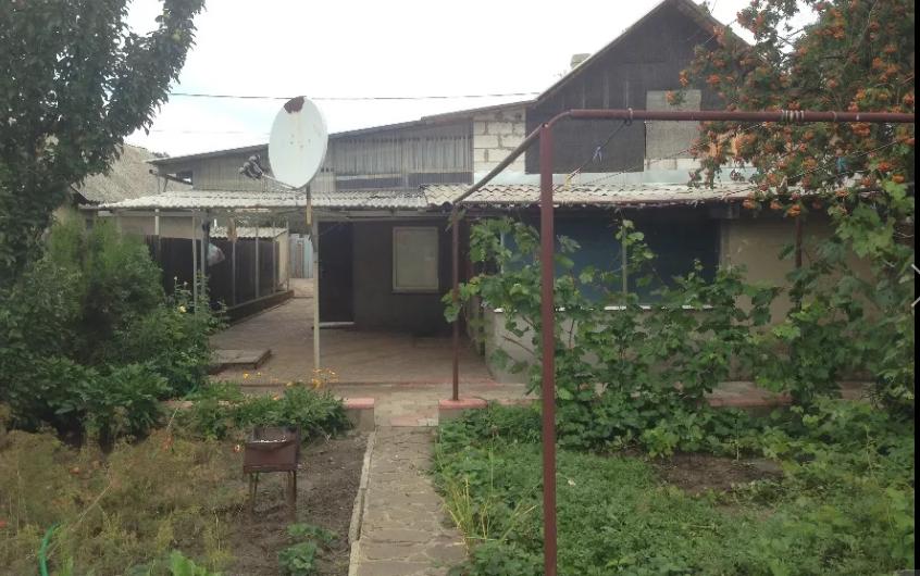 Продам дом на МАШЗАВОДЕ в Кировском районе  75 кв.  цена 25000 у.е.