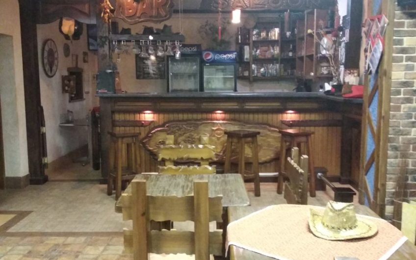 Продается кафе.Восточный,Макеевка 560 кв. Цена 150000 у.е.